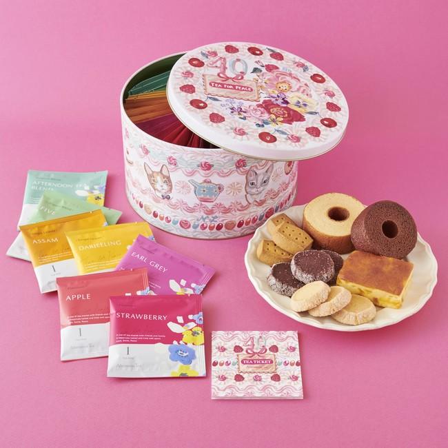 画像2: Topics6 11 月1 日発売!毎年人気の限定BOX バースデーケーキをイメージしたスペシャルパッケージ
