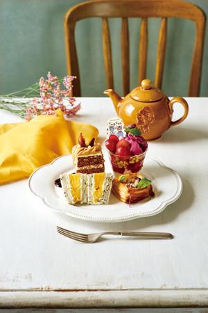 画像3: 11月1日は紅茶の日。紅茶にまつわる10のスペシャル企画が登場!<ティーフェス>開催