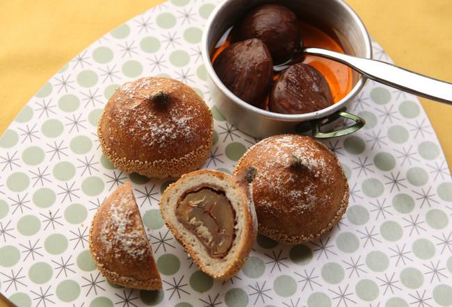 画像2: きのこ、さつまいも、栗など季節の味覚を贅沢にパンで楽しめる「ジョエル・ロブション 秋の収穫祭」
