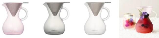 画像2: お気に入りのコーヒー豆をハンドドリップで楽しめるFrancfrancオリジナルアイテム