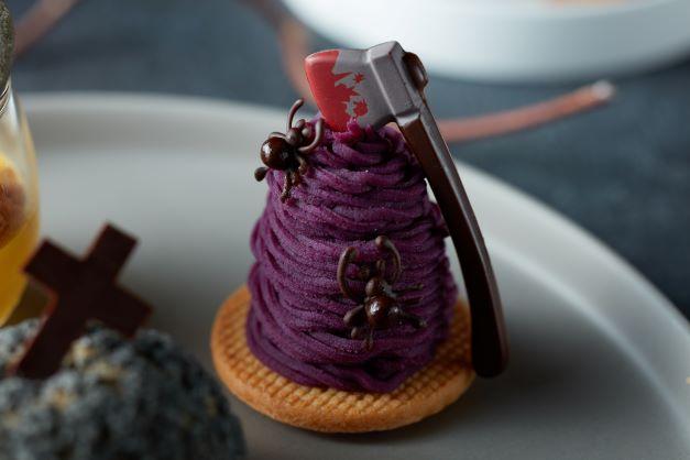 画像4: 大好評のハロウィンのケーキセットがアフタヌーンティーとして新登場