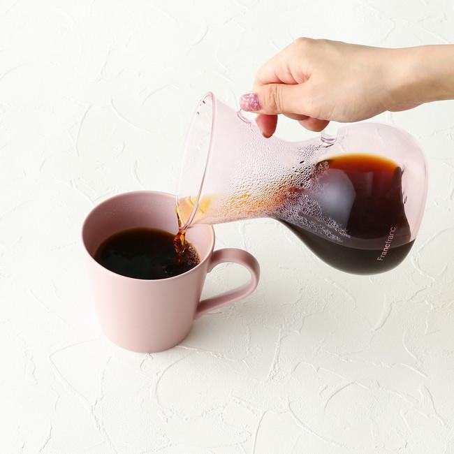 画像1: お気に入りのコーヒー豆をハンドドリップで楽しめるFrancfrancオリジナルアイテム