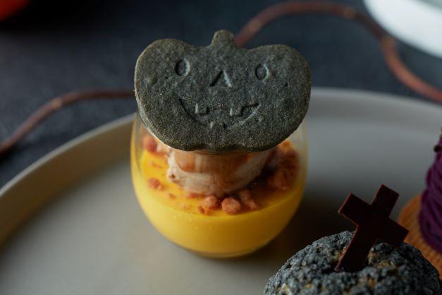 画像2: 大好評のハロウィンのケーキセットがアフタヌーンティーとして新登場