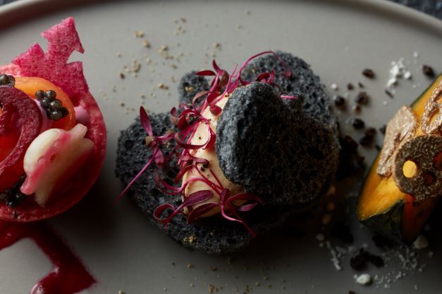 画像10: 大好評のハロウィンのケーキセットがアフタヌーンティーとして新登場
