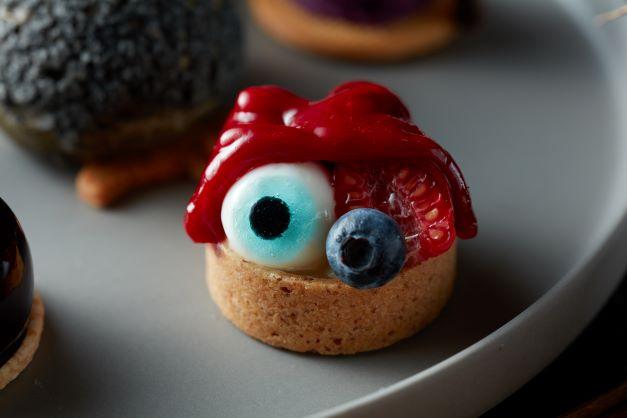 画像9: 大好評のハロウィンのケーキセットがアフタヌーンティーとして新登場