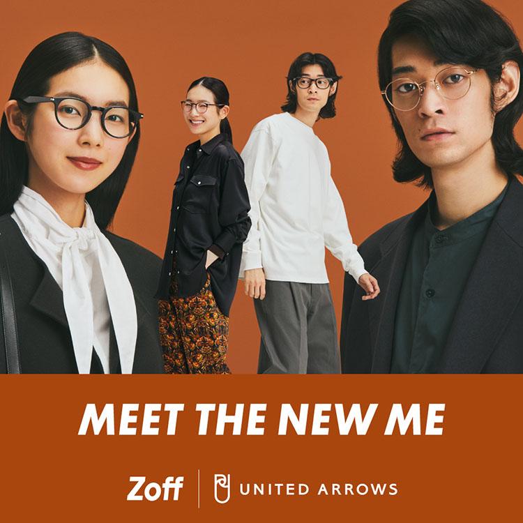 画像: Zoff UNITED ARROWS