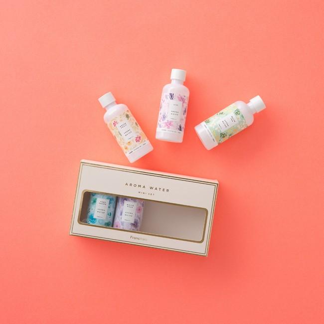 画像1: アロマウォーターに「ピュアサボン」と「ホワイトティー」の香りが新登場