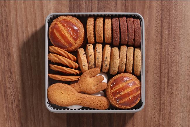 画像: 「ラ・モーラ」のクッキー詰め合わせ