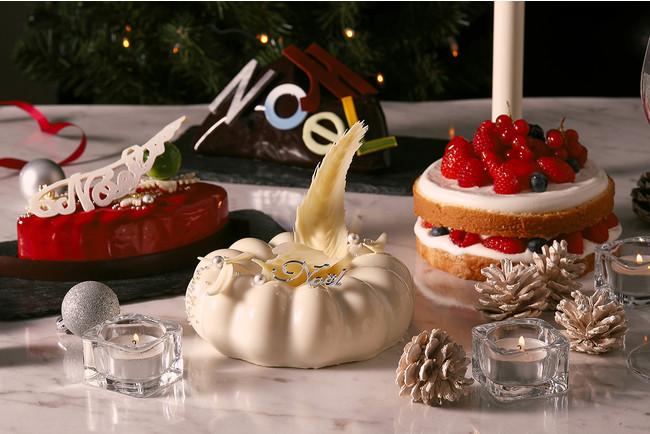画像: 【東京マリオットホテル】きらめく聖夜のひとときを彩るクリスマスケーキ&ブレッドを発売
