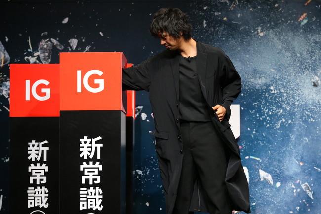 画像1: 斎藤さんが自身の拳で常識をぶち壊す!「今後ぶっ壊したい概念」とは?