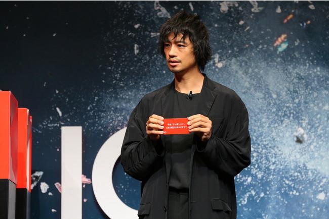 画像2: 斎藤さんが自身の拳で常識をぶち壊す!「今後ぶっ壊したい概念」とは?