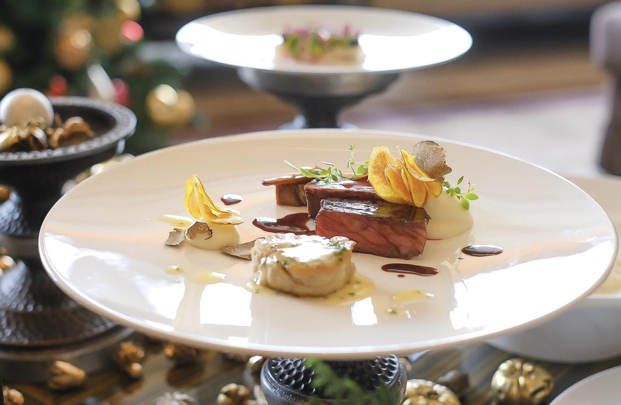 画像1: ●ピャチェーレレストラン クリスマスディナーコース
