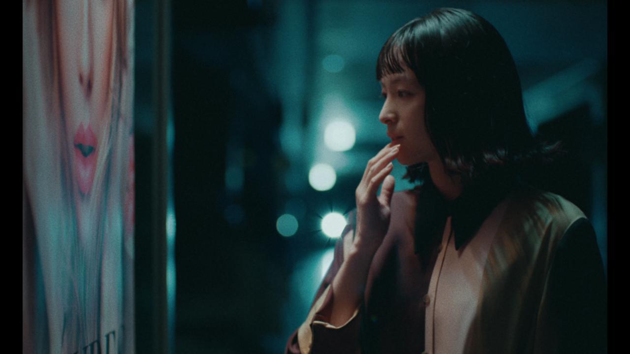 画像1: ドラマティックな未来が待っていることを予感させるショートフィルム 「Touching」
