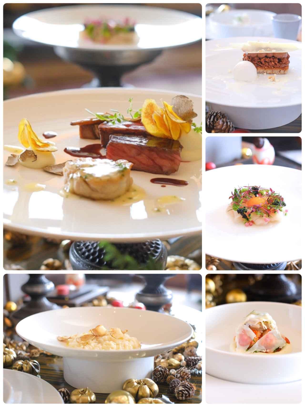 画像7: 【試食レポ】「シャングリ・ラ 東京」の2021年クリスマスメニュー♡