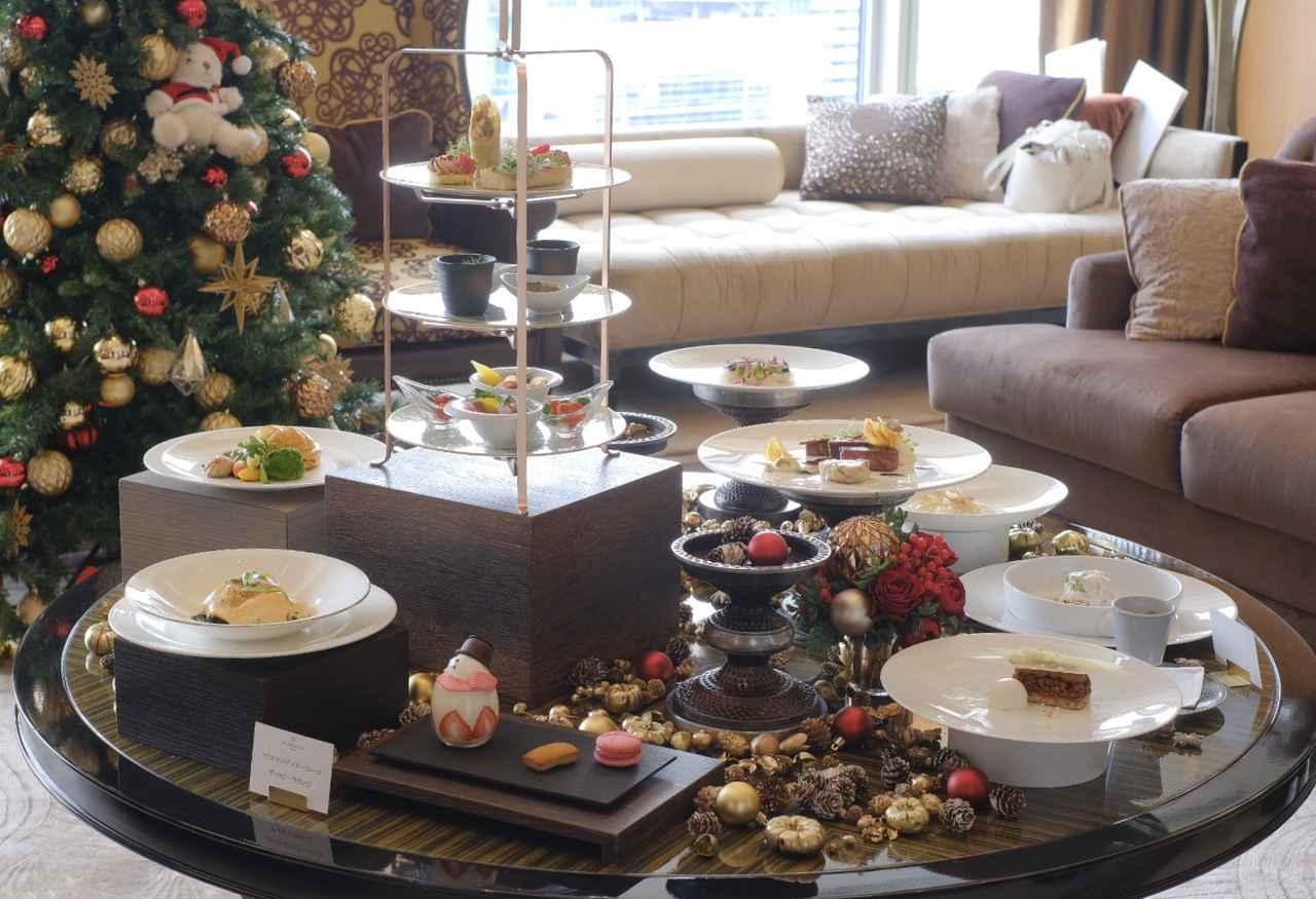 画像1: 【試食レポ】「シャングリ・ラ 東京」の2021年クリスマスメニュー♡