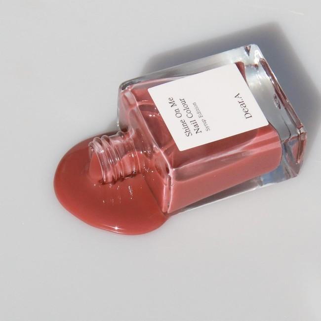 画像: SE02. CRUSH(クラッシュ) / 1,200円(税込) トーンダウンしたバラ色のカラーが、堂々とした内面の優雅さまで表現。