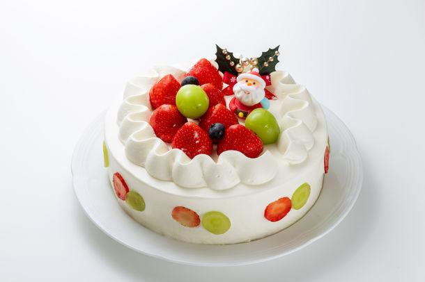 画像2: こだわりのフルーツを使ったバリエーション豊かなクリスマスタルト・ケーキ