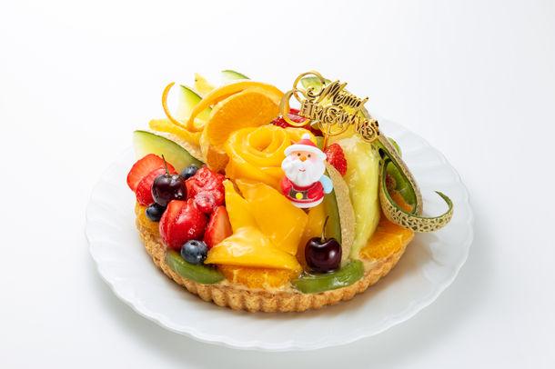 画像1: こだわりのフルーツを使ったバリエーション豊かなクリスマスタルト・ケーキ