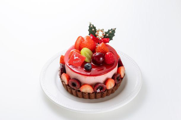 画像5: こだわりのフルーツを使ったバリエーション豊かなクリスマスタルト・ケーキ