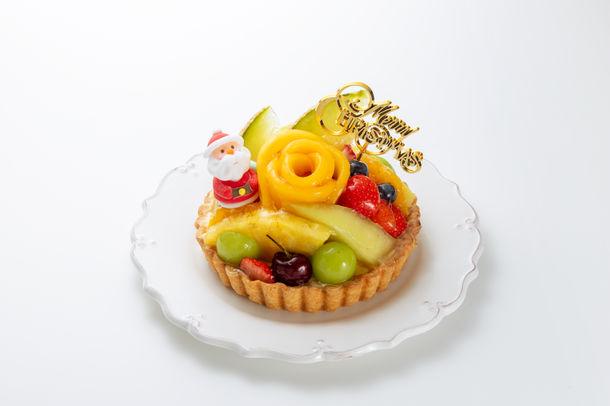画像4: こだわりのフルーツを使ったバリエーション豊かなクリスマスタルト・ケーキ
