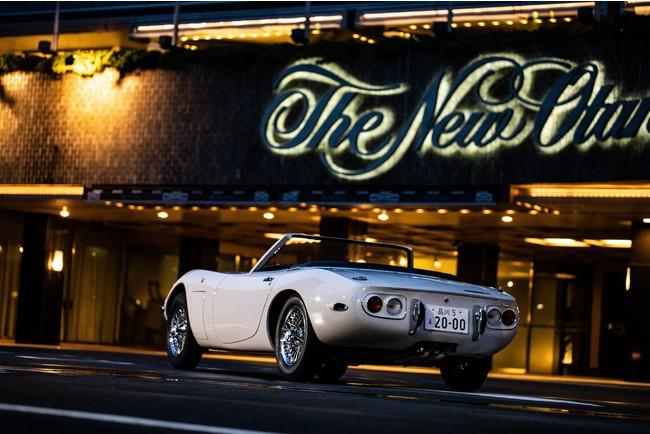 画像: 撮影のために2台製造された『トヨタ2000GT』。ボンドカー初の日本車として話題を呼びました。