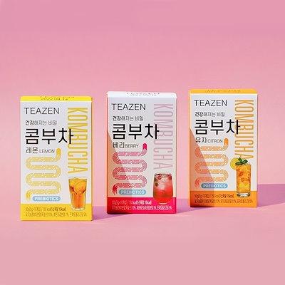 画像: [Qoo10] ティーゼン : (韓国正式販売店) 3個セットTEAZE... : 健康食品・サプリ