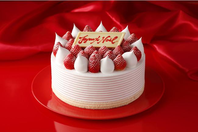 画像2: 不動の人気を誇るあの「究極のショートケーキ」『スーパーあまおうショートケーキ』