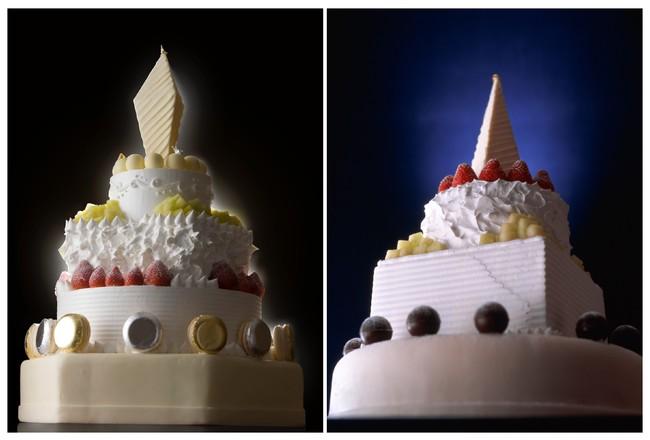 画像: とびきりゴージャスなパーティーケーキ『スーパークリスマスタワー』&『クリスマスタワー』