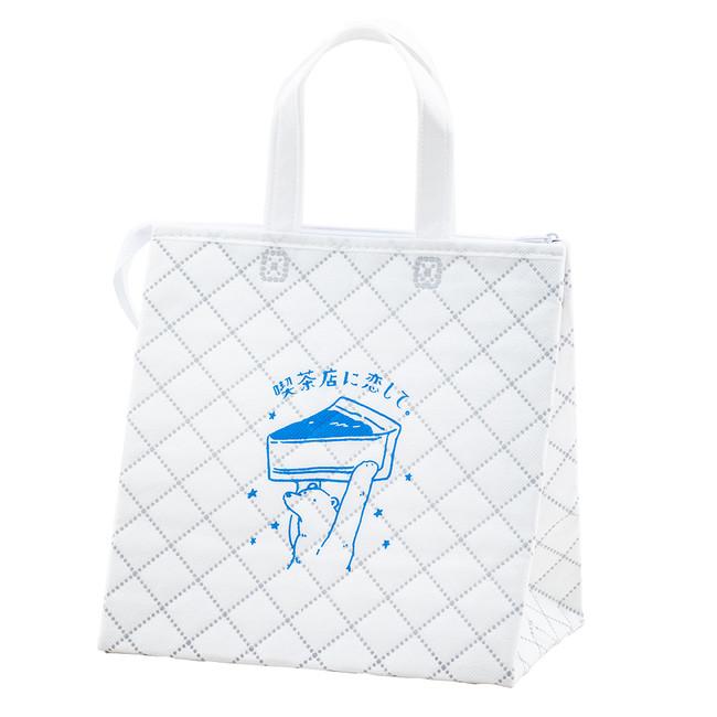 画像: <第3弾発売記念>シロクマがかわいい!オリジナル保冷バッグのプレゼントキャンペーンも開催