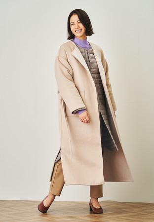 画像10: 人気スタイリスト川田亜貴子さんが指南!ファッションが楽しくなる秋冬の着こなし術を公開!