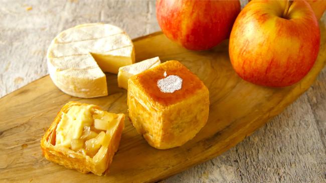 画像: チーズ&カスタード 270円