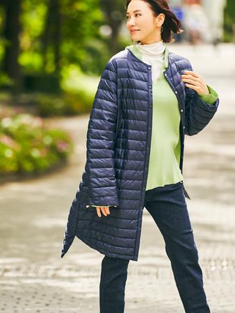 画像2: 人気スタイリスト川田亜貴子さんが指南!ファッションが楽しくなる秋冬の着こなし術を公開!