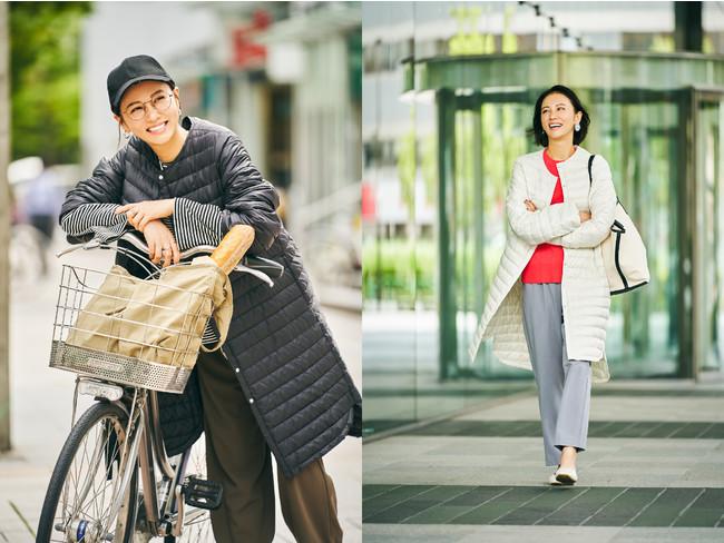 画像1: 人気スタイリスト川田亜貴子さんが指南!ファッションが楽しくなる秋冬の着こなし術を公開!