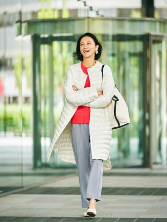 画像3: 人気スタイリスト川田亜貴子さんが指南!ファッションが楽しくなる秋冬の着こなし術を公開!