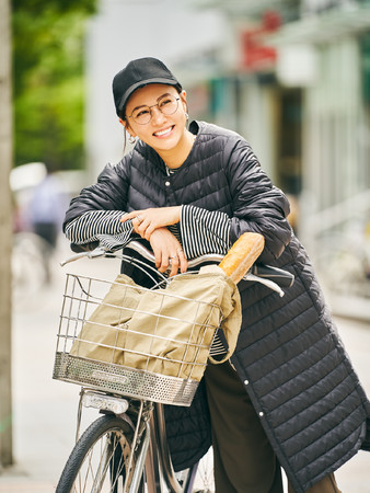 画像5: 人気スタイリスト川田亜貴子さんが指南!ファッションが楽しくなる秋冬の着こなし術を公開!