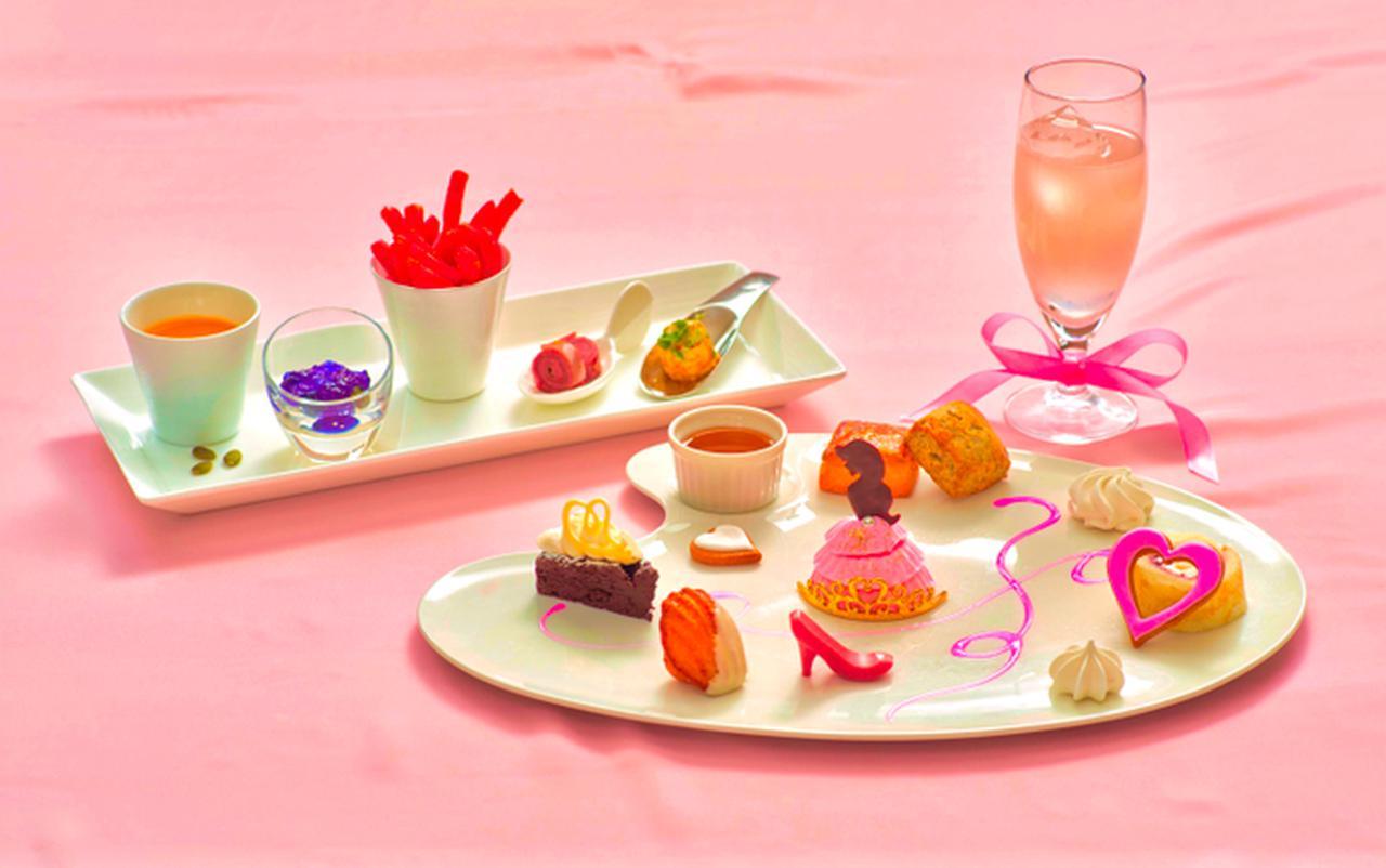 画像5: 自分好みのカラーにカスタマイズできる『プリンセスアフタヌーンティー~My Favorite COLOR~』