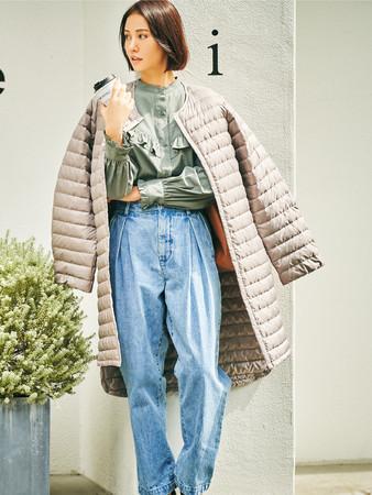 画像4: 人気スタイリスト川田亜貴子さんが指南!ファッションが楽しくなる秋冬の着こなし術を公開!