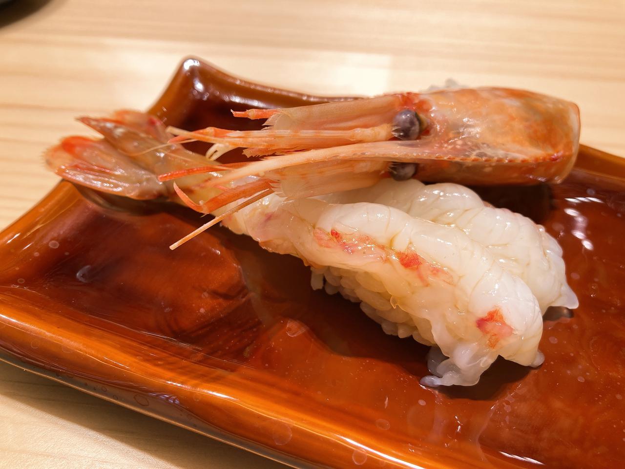 画像4: 【試食レポ】もはやレベチ!表参道でいただく廻転鮨が贅沢すぎる♥♡
