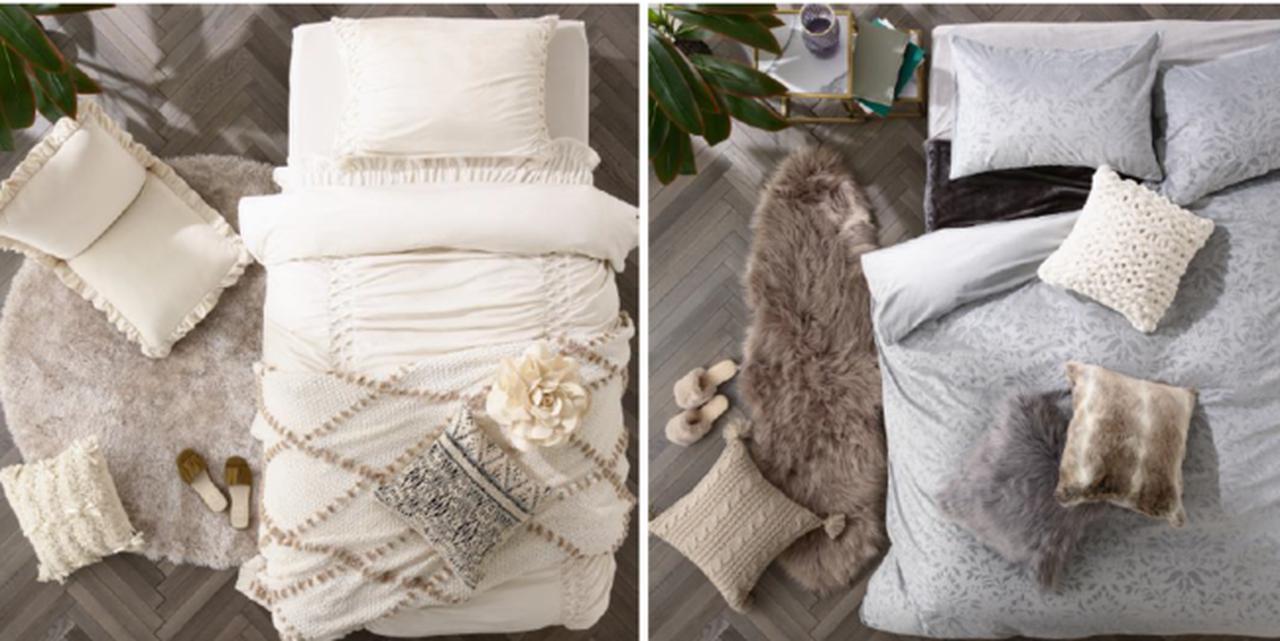 画像7: 【Francfranc】ふんわり、なめらか、やさしい温もり冬のベッドルームコーディネート