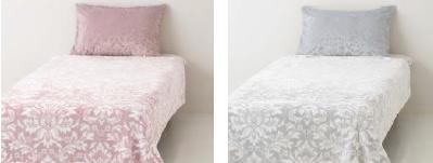 画像11: 【Francfranc】ふんわり、なめらか、やさしい温もり冬のベッドルームコーディネート