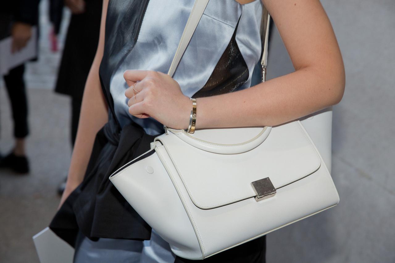 画像: セリーヌのショルダーバッグの魅力
