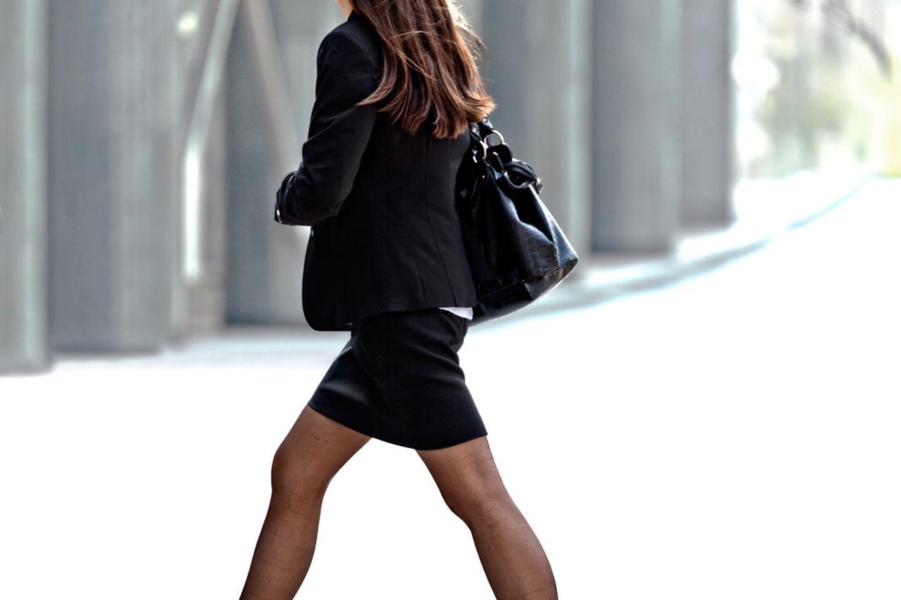 画像: 通勤におすすめのセリーヌショルダーバッグ
