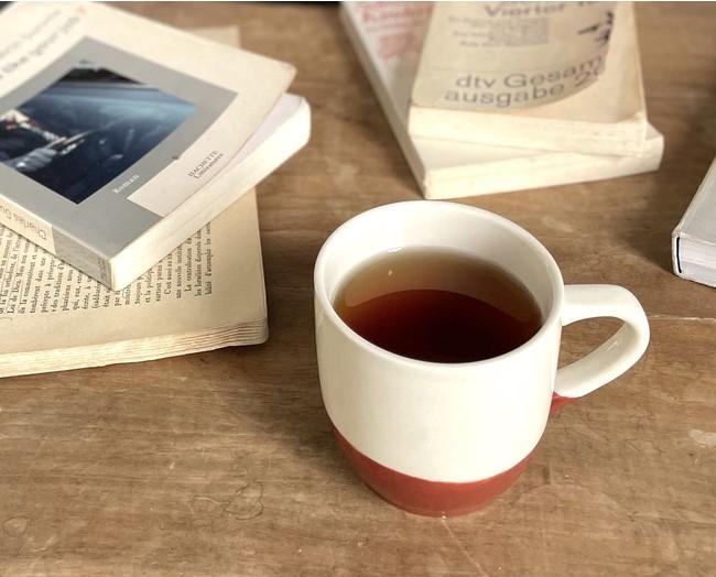 画像: チョコレートカラーのマグカップで心やすらぐひとときを過ごそう♡