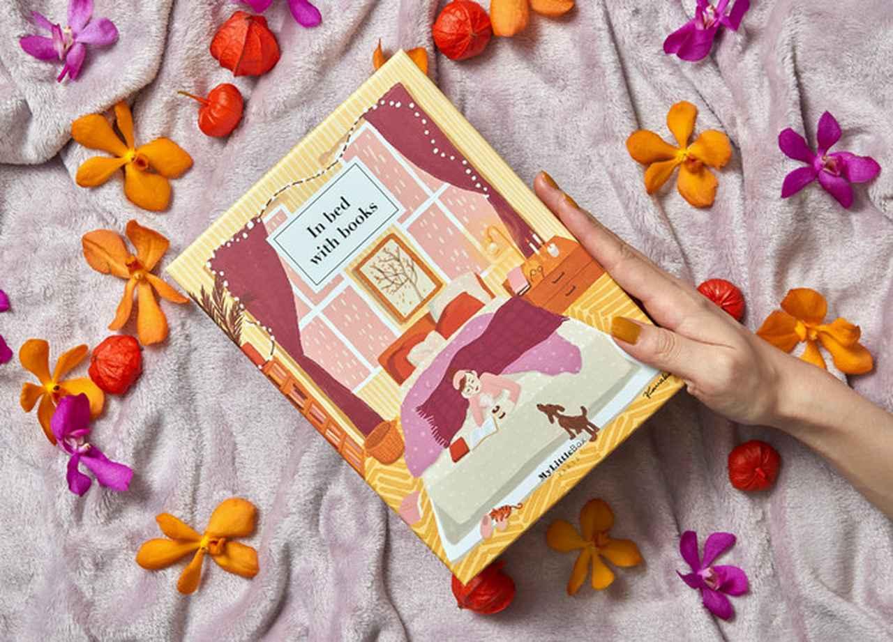画像1: 贅沢なひとときが過ごせる10月Boxの中身をご紹介♡
