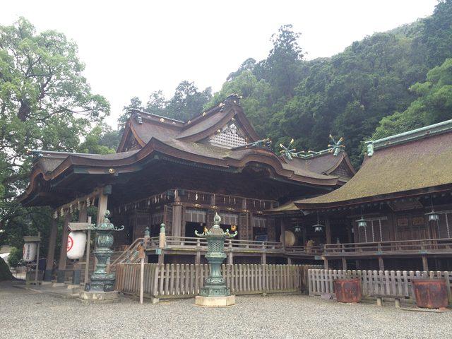 画像1: 香川の有名パワースポット! 金刀比羅宮