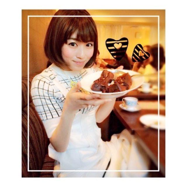 画像: とろけるガトーショコラ。 小池花瑠奈 オフィシャルブログ「こはるびより 小花瑠日和」Powered by Ameba