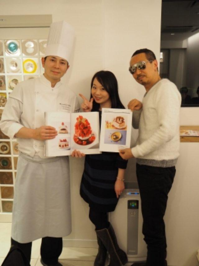 画像1: GLACIELのホワイトデー&春の新商品の試食会へ うかがってきました☆
