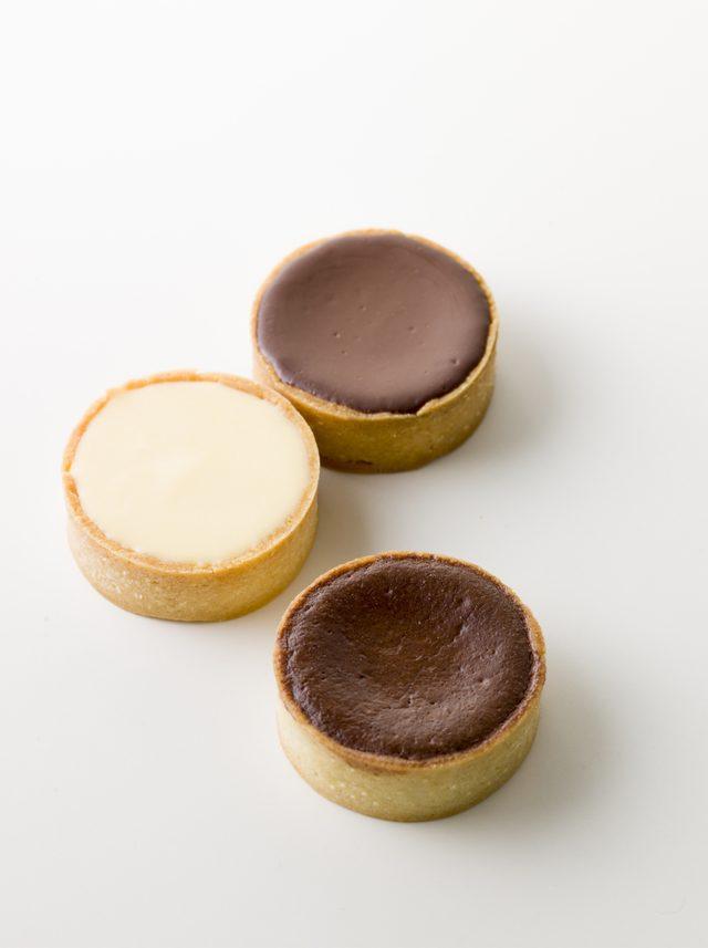 画像: 生チョコタルト