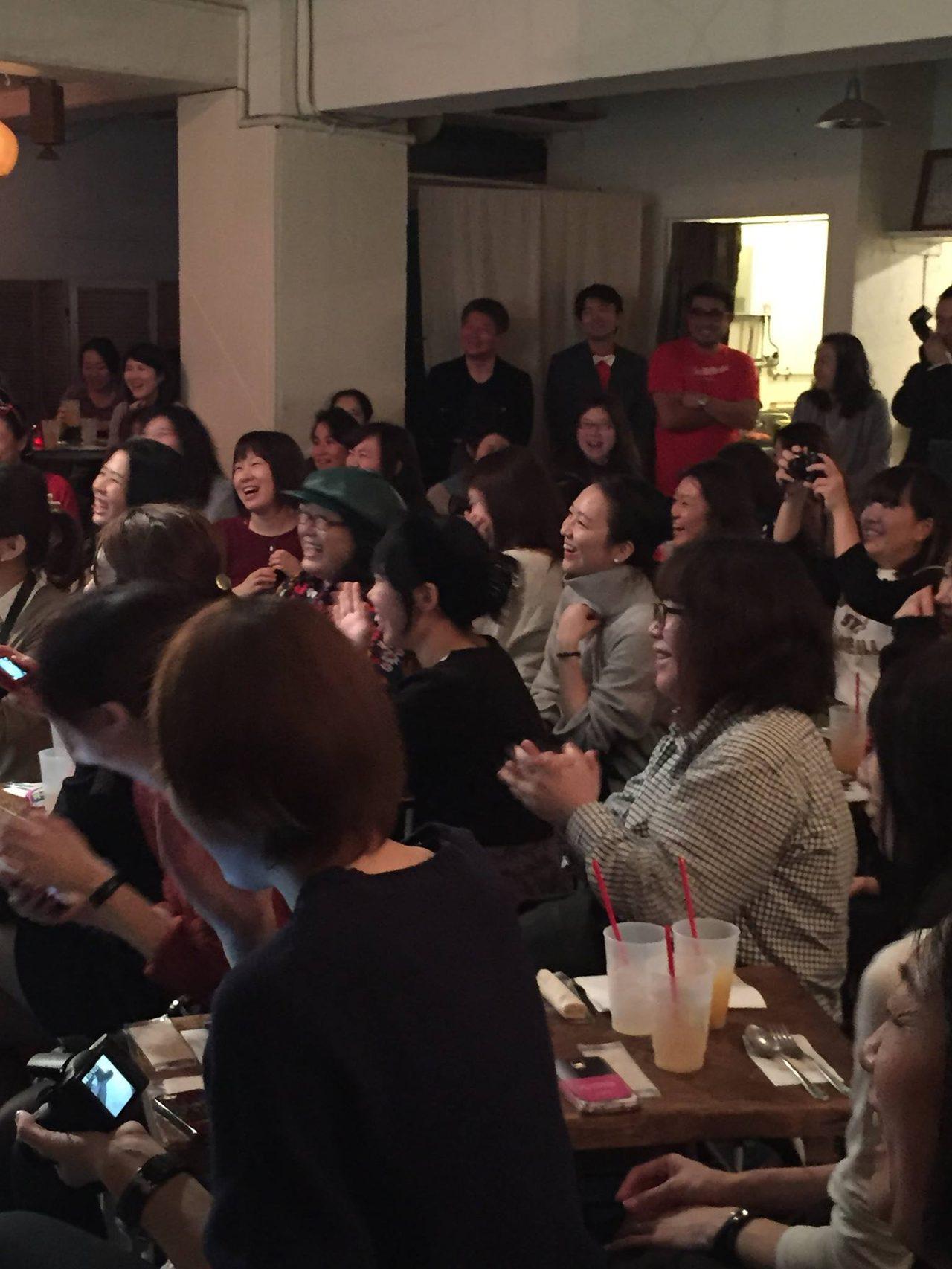 画像: 会場は大盛りあがり!