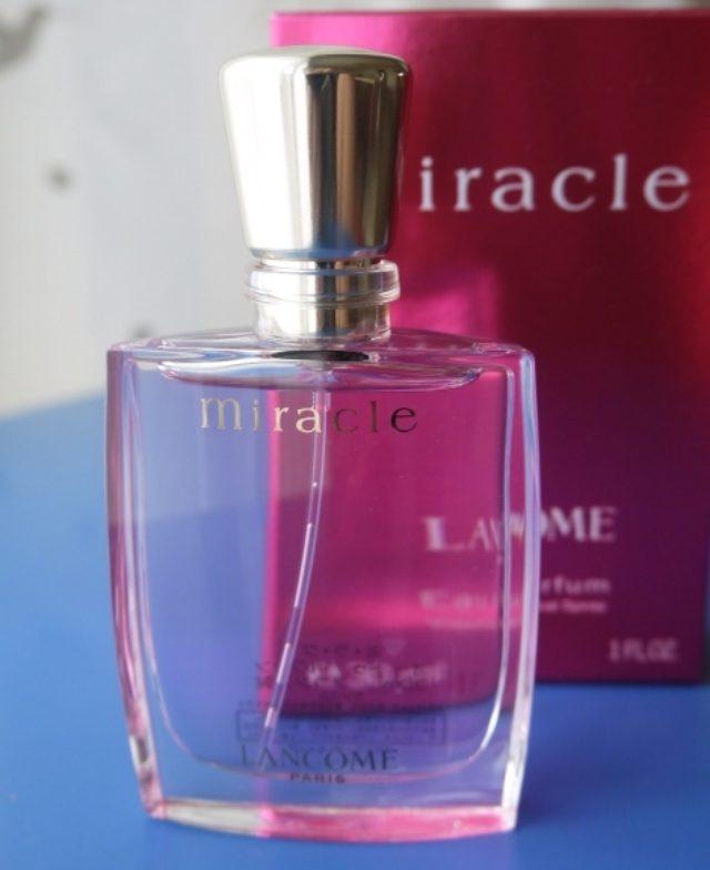 画像: フレッシュで女性らしい香り「ランコム ミ・ラ・ク オー ドゥ パルファン」